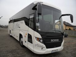 Scania Touring 2018 [49+2] Euro-6 Full Option /1