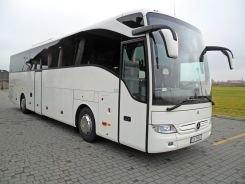Mercedes Tourismo RHD 2018 [50+2] Euro-6 Full Option
